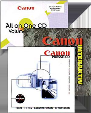 Canon-CDs