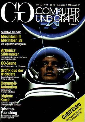 Titelseite Computer & Grafik