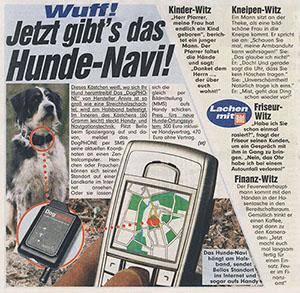 Clipping Bild-Zeitung