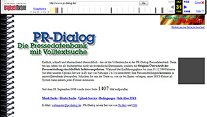 Screenshot PR-Dialog